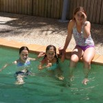 Kids love the facilities-pool spa , Jetty and pontoon